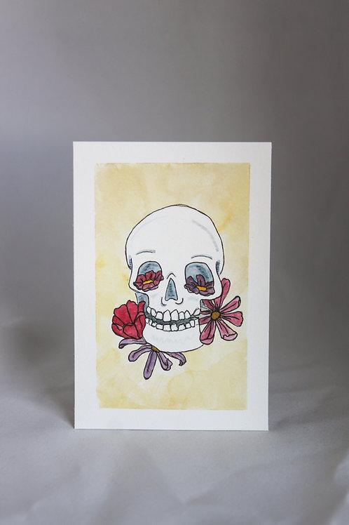Spring Skull (II)