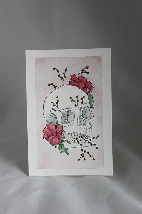 Spring Skull (III)