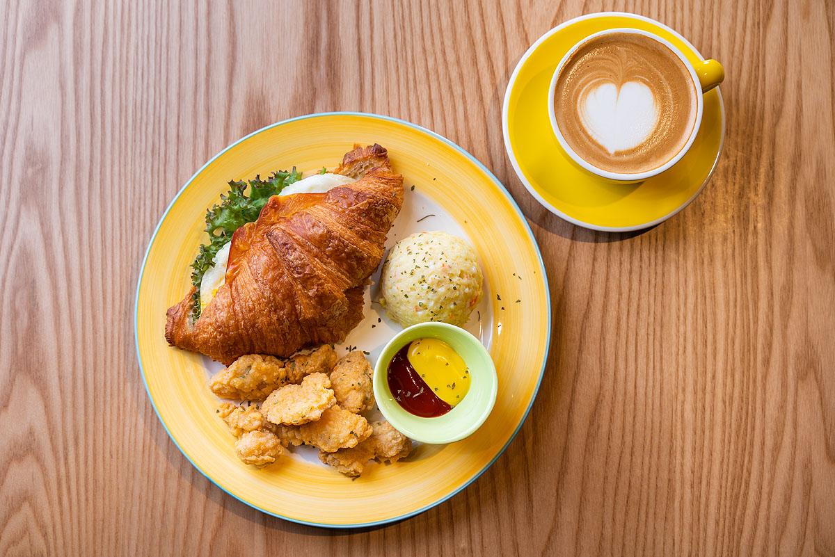 元氣早午餐A