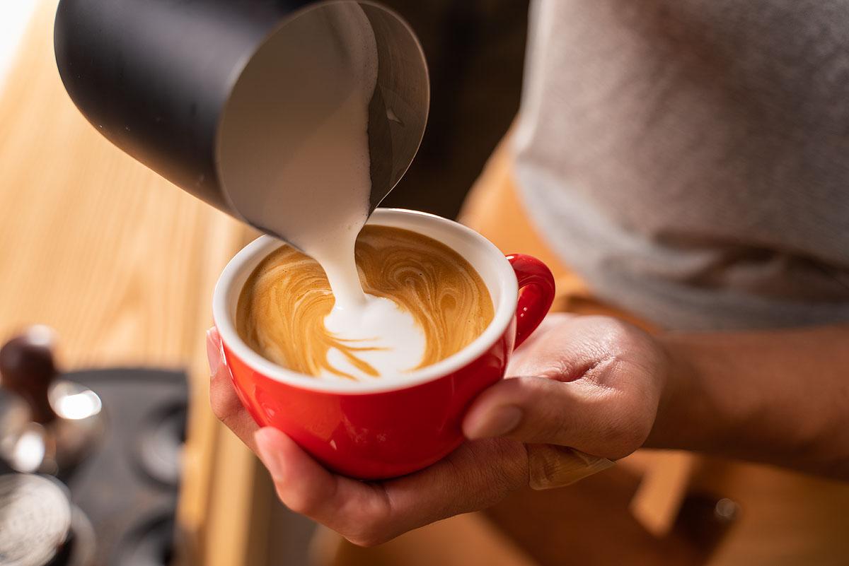 義式咖啡機萃取18