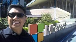 @Microsoft Campus in Redmond
