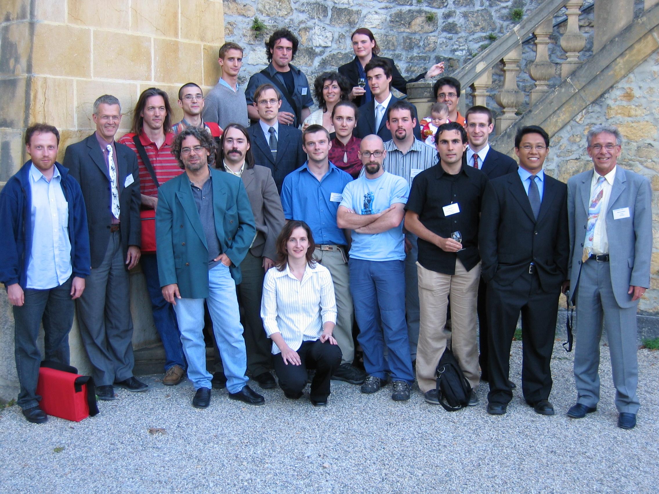 Microsystems Summer School (2004)