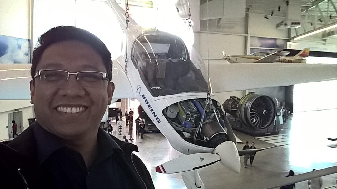 @Boeing