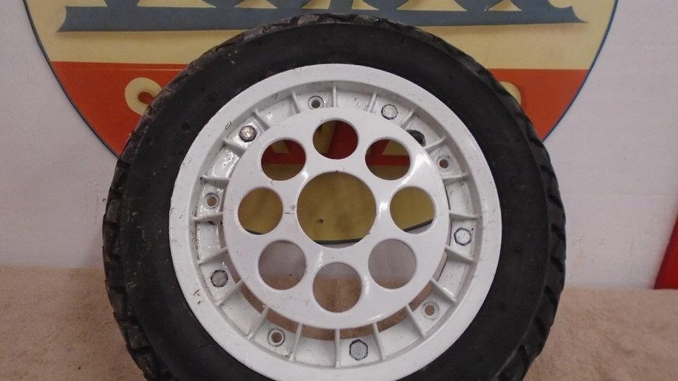 1980s Vespa DR wheel rim , PX/T5