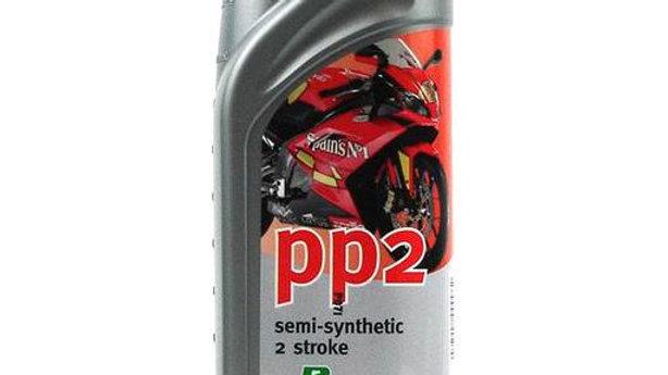 Rock oil PP2 Semi synthetic 2 stroke oil (1 litre)
