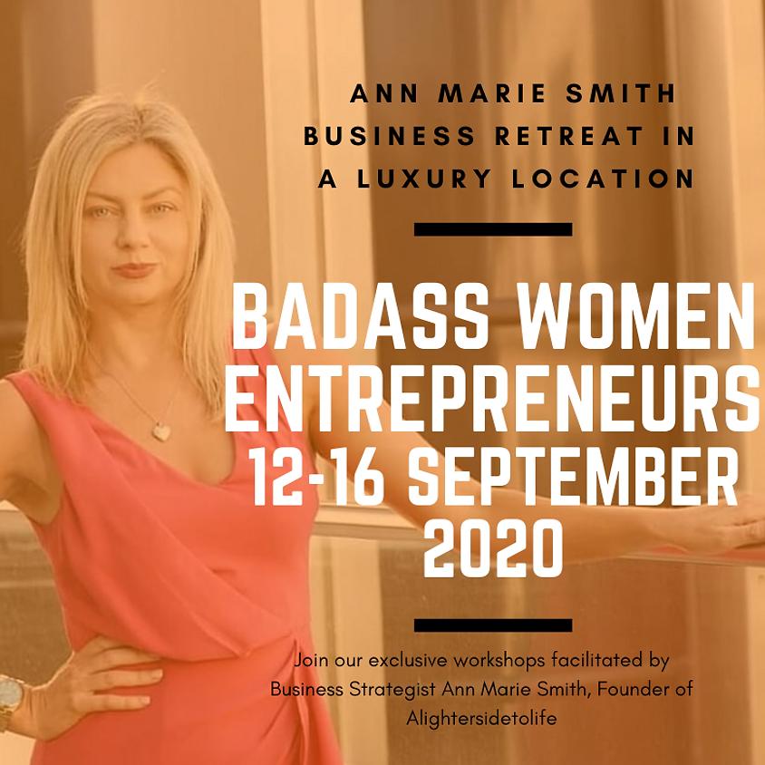 Badass Women Entrepreneurs