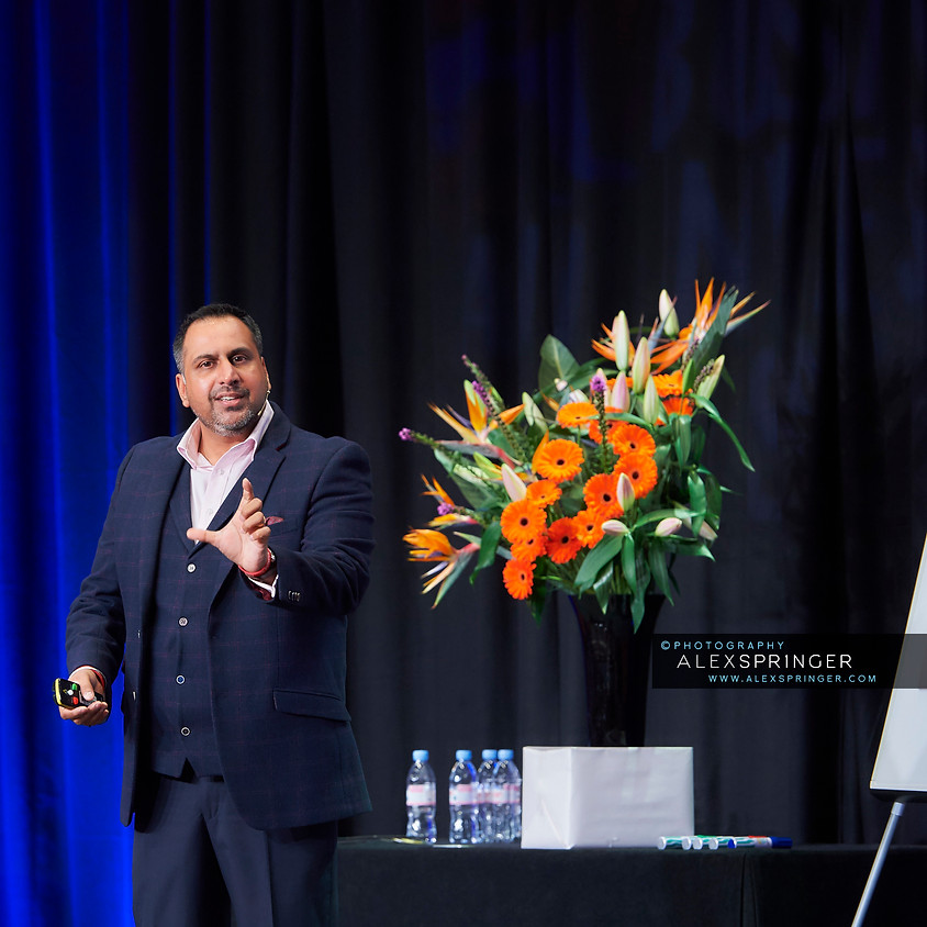 Become a World-Class Speaker by Harry Singha