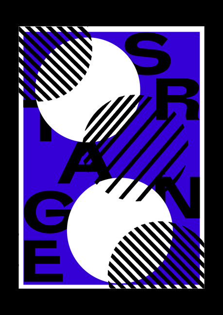 Collaboration Jerôme Bizien X A.T Design - Strange