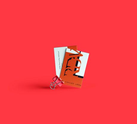 Cartes RED Tattoo Shop - verso
