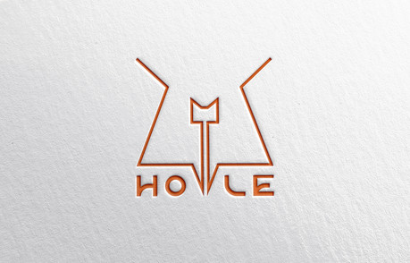 Logo Hole Design