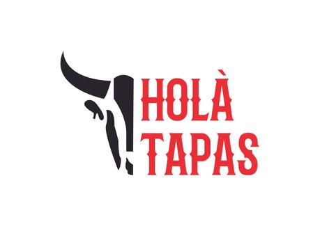 Logo Holà Tapas