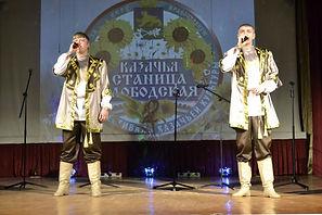Дуэт Белоногов Михаил и Осинцев Сергей.J