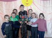 Барбашинский ДК Цветок для милой мамочки