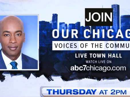 Our Chicago: Voices of the Community town hall showcases faith leaders and 'Family Value' anti-vi...