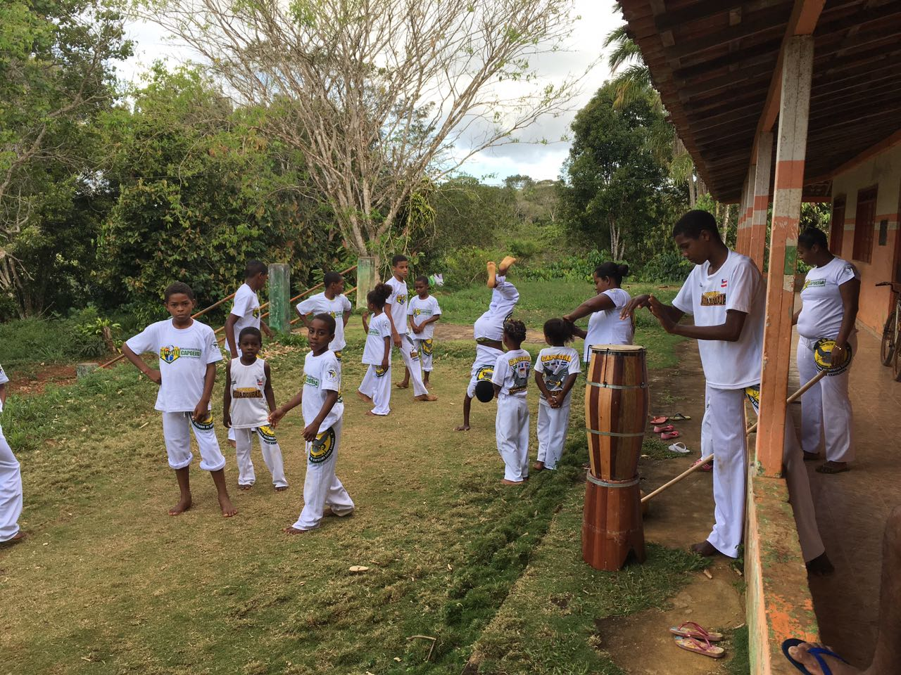 CapoeiraUniform