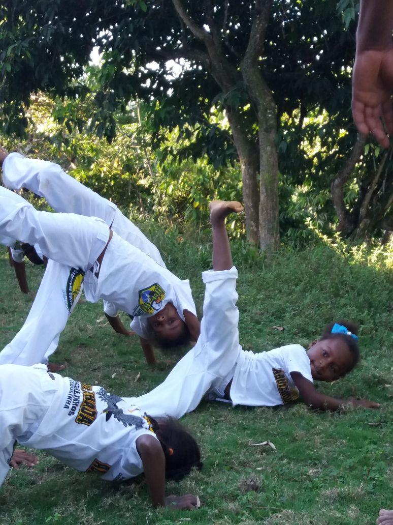 CapoeiraMädels