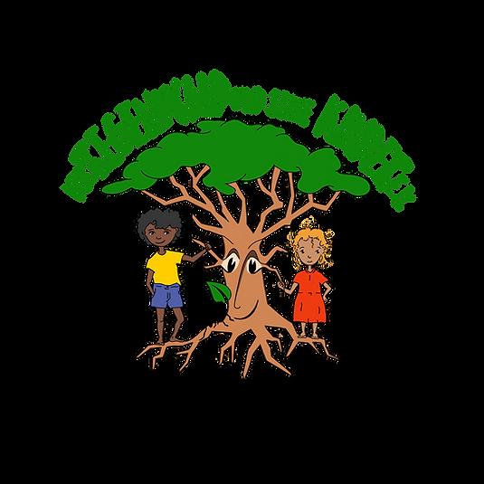 Logo_der_Regenwald_und_seine_Kinder_grün
