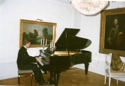 Concert piano, Suède