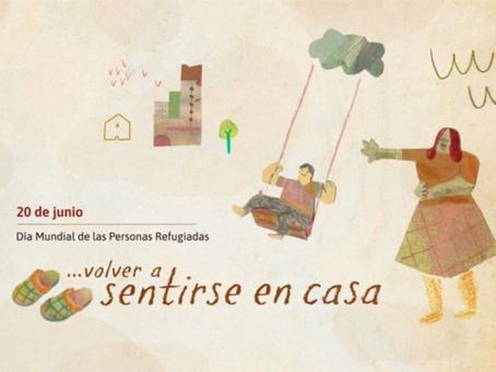 'Volver a sentirse en casa': cómo influye el acceso a una vivienda en la vida de una persona refugia