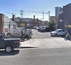2114 Curtis St, Parking Lot