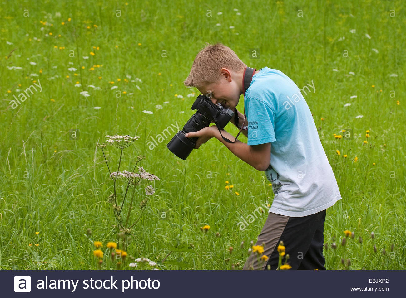 boy-photographs-in-nature-germany-EBJXR2