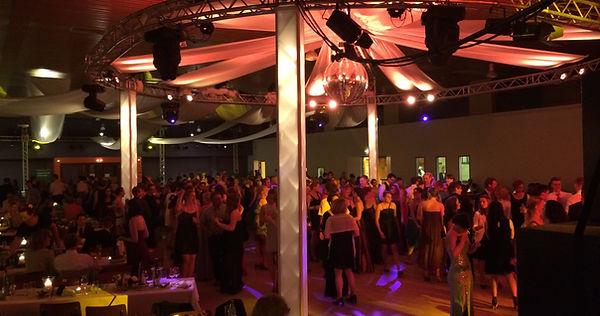 Abiball Stadthagen Lichtfrequenz