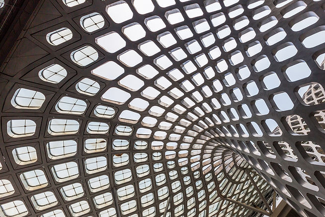 Современный бетон Архитектура