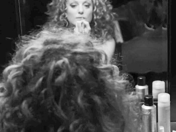 April Henry at Back stage City Winery NYC