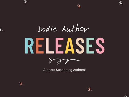 Indie Author Releases!