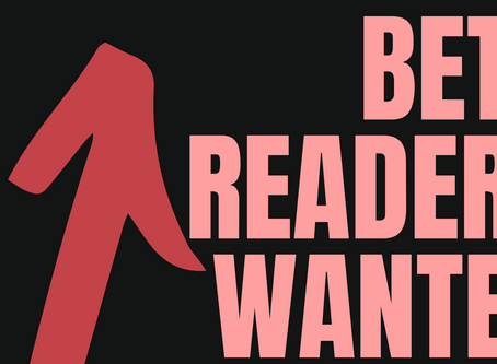 Beta Readers Wanted!