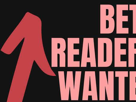 Beta Readers Wanted!