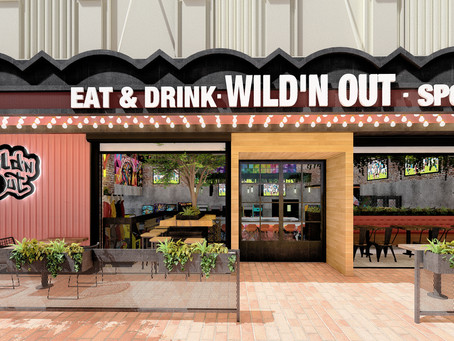 Exclusive Look! San Diego Gaslamp's Newest Sports Bar in Design