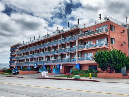On the board! La Jolla Cove Hotel Undergoing Renovation