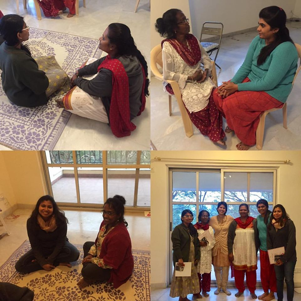 Reiki - BLR Jan 2017