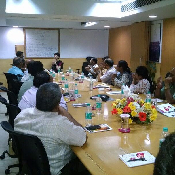 Corporate Workshop at NSPCL Oct 2016