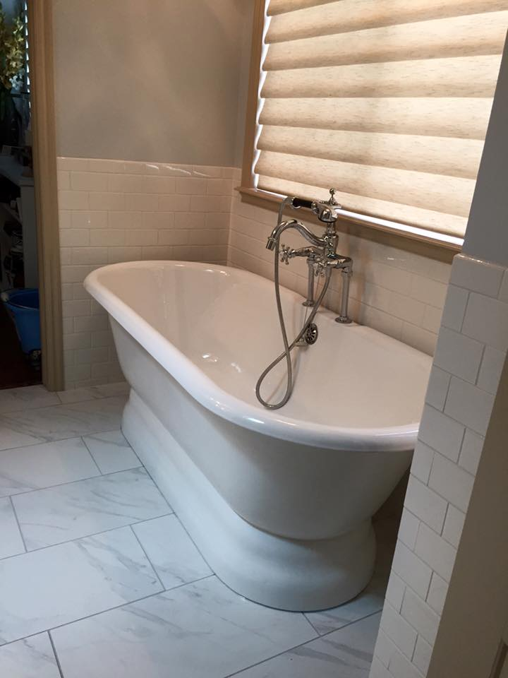 Cottonwood heights Master Bath