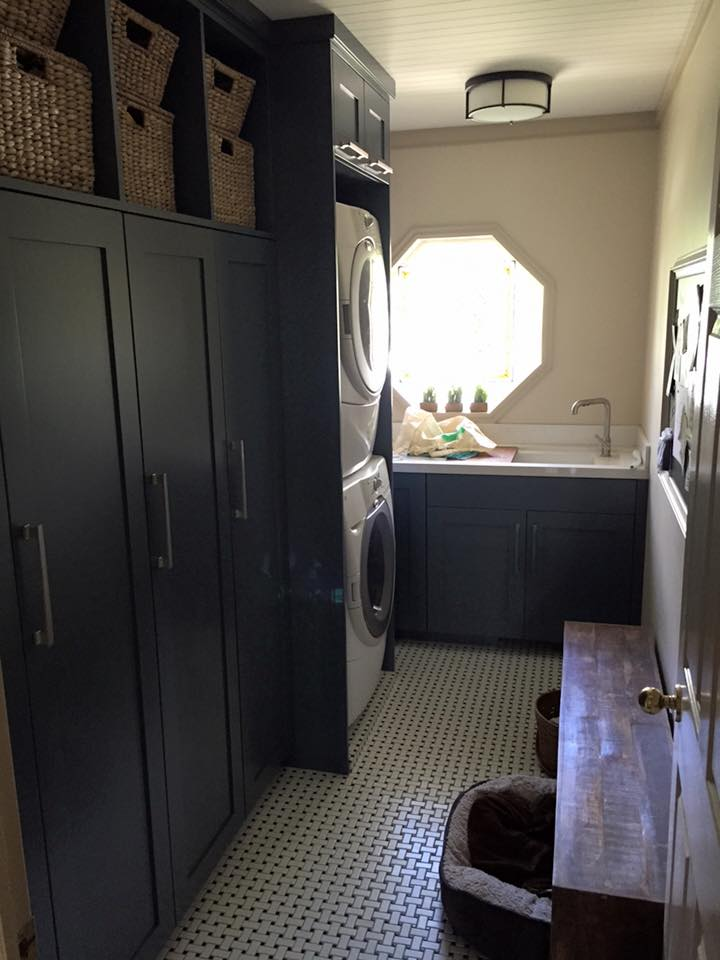 Cottonwood heights Laundry Room