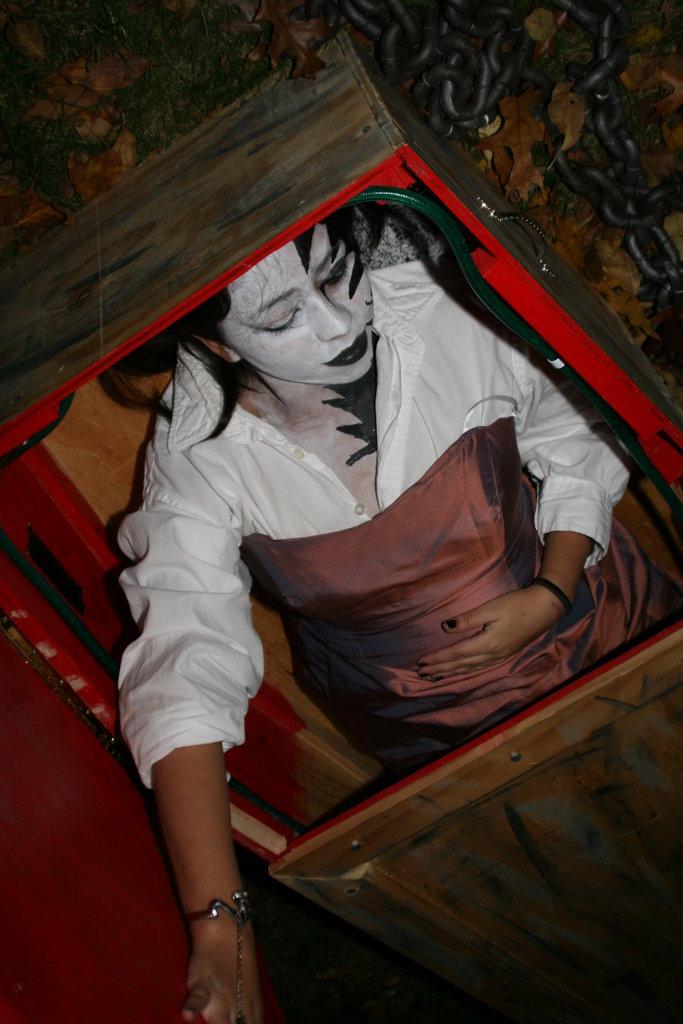 Coffin Slumber