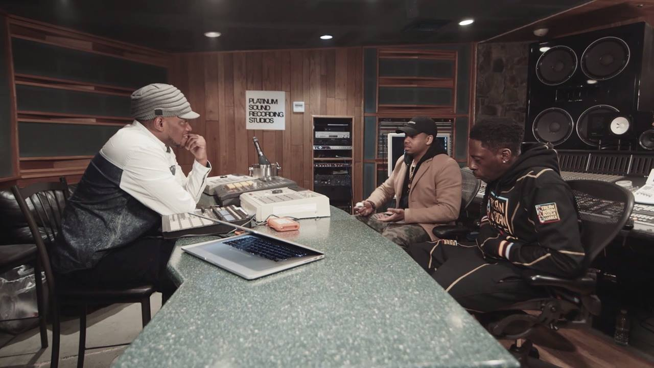 Sway Calloway, The Real Pete Rock and Mack Wilds link up to talk history, and the importance of the perfect hook on a hip-hop track. #TheBreaks
