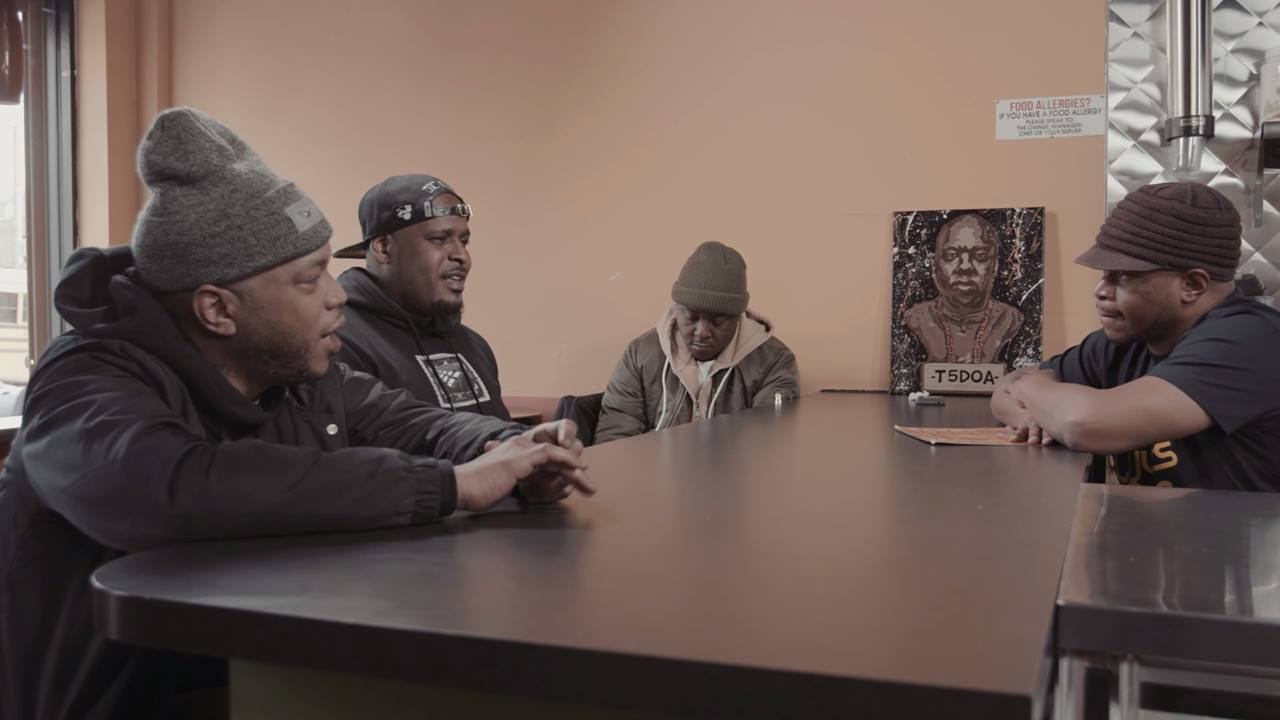 Sway Calloway sits down with Lox to discuss the mixtape grind in hip-hop prior to social media. #TheBreaks