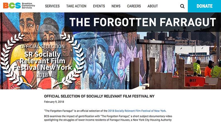 The Forgotten Faragut Press