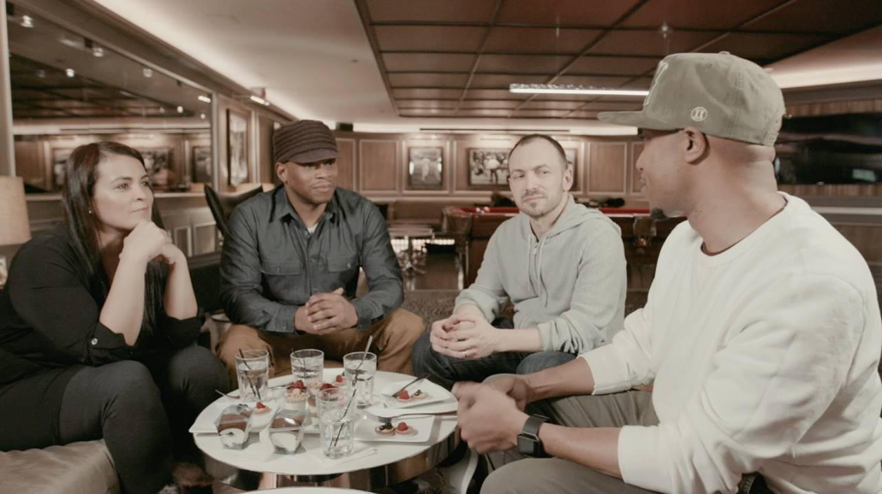 Sway Calloway meets up with some of hip-hop's top journalists to break down journalism in the 90s. #TheBreaks