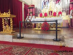Iglesia Santa Maria Sevilla
