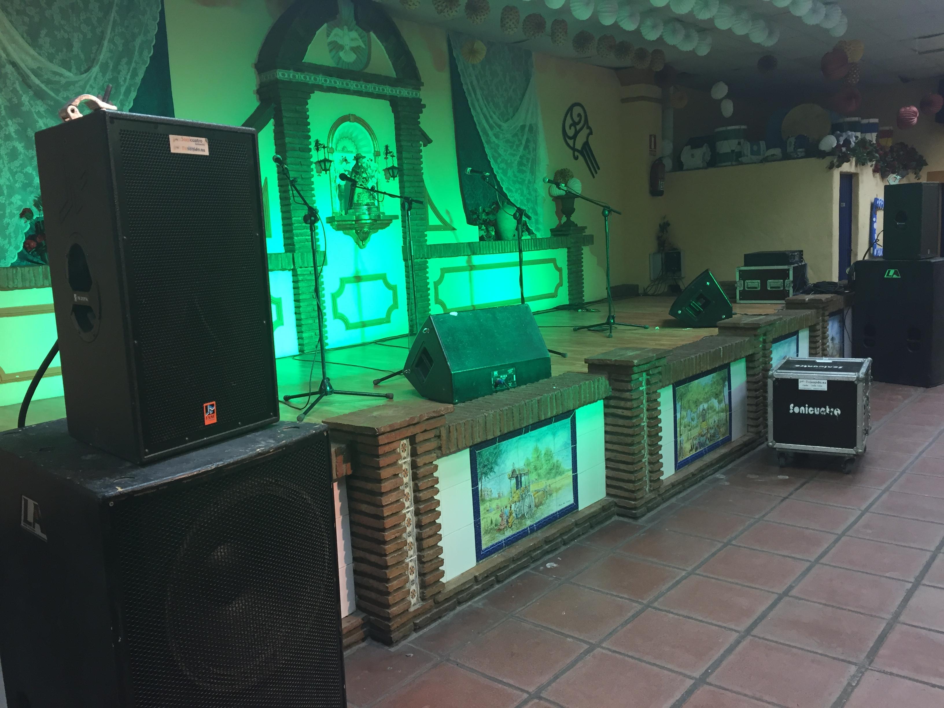 Caseta El Rocio Fuengirola
