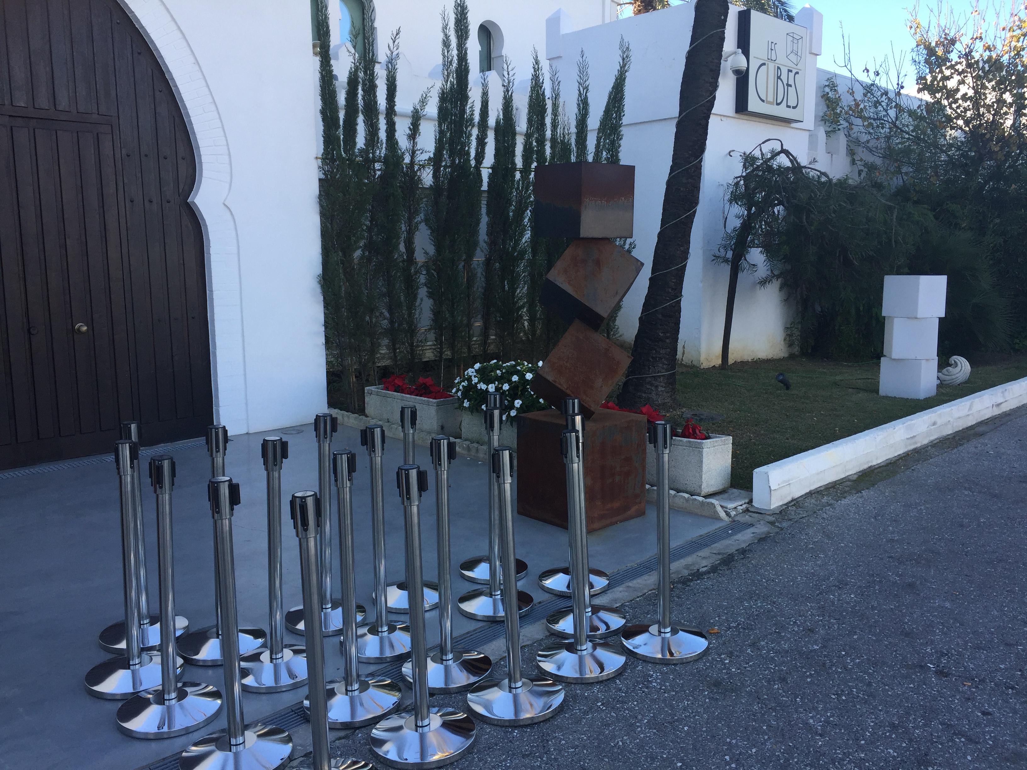 Restaurante Les Cubes de Marbella