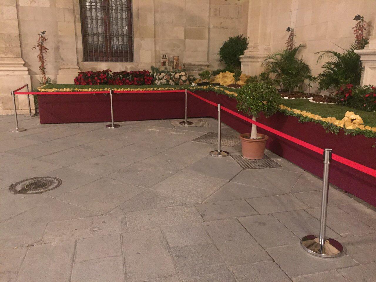 Belen Ayuntamiento de Sevilla