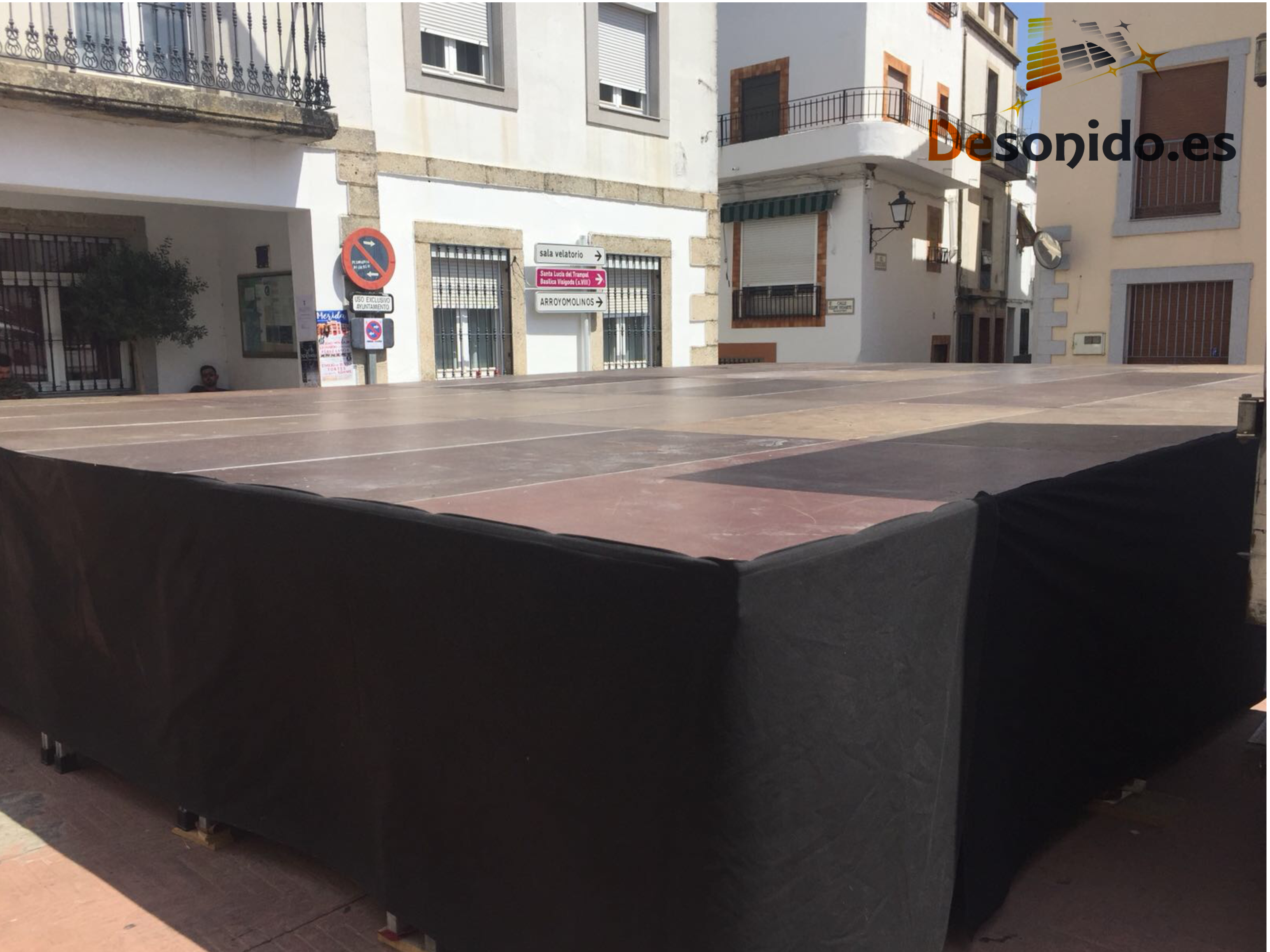 Ayuntamiento de Alcuescar (Badajoz)