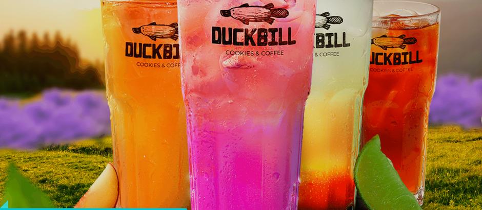 Duckbill lança cardápio refrescante para a primavera
