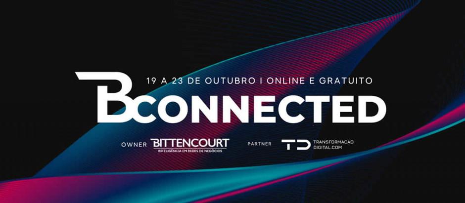 BConnected, maior evento online e gratuito de potencialização de negócios