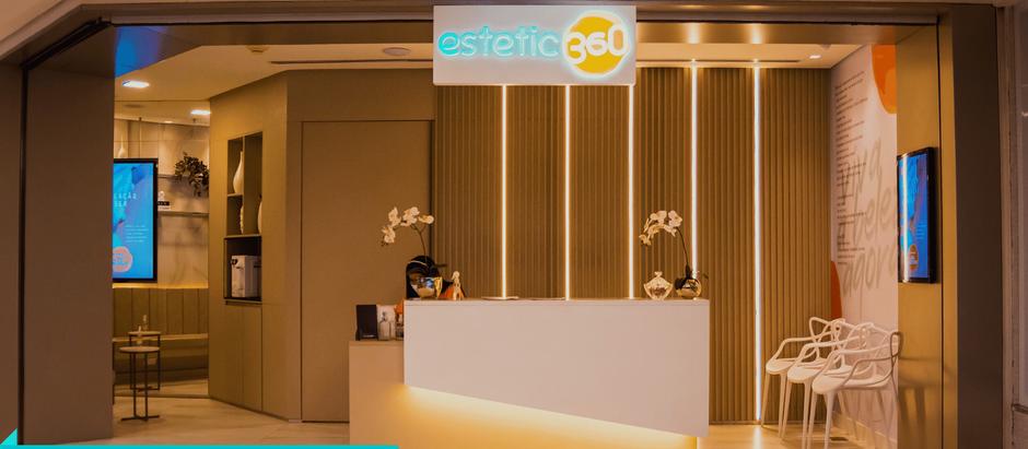 Novo formato de investimento permite ser sócio da rede de franquias Estetic360 com apenas R$ 10 mil